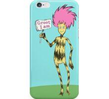 Groot I Am iPhone Case/Skin