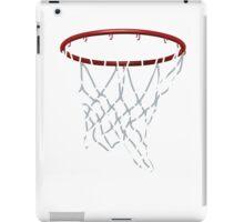 Basketball Hoop Net iPad Case/Skin