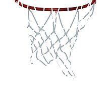 Basketball Hoop Net by Gotcha29