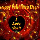 Happy Valentine's Day!! by Ruth Kauffman