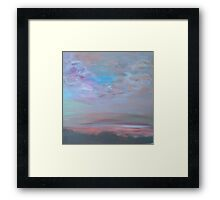 Hommage a Amada van Gils Framed Print