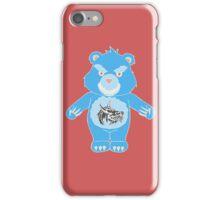 WereBear Blues iPhone Case/Skin