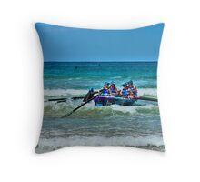 Anglesea SLSC Carnival Jan09 (6) Throw Pillow