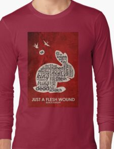 The Great Python Quotes <3 Long Sleeve T-Shirt