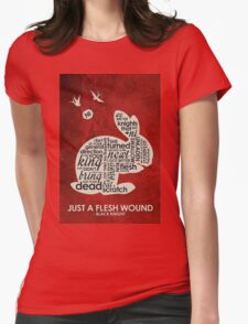 The Great Python Quotes <3 Womens Fitted T-Shirt