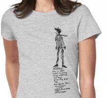 Aloof Melbourne Rock Boy Warning T-Shirt