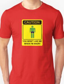 Don't Make Me Angry T-Shirt