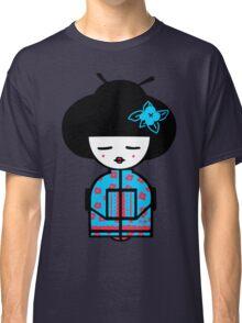 Cyan Chinese Classic T-Shirt