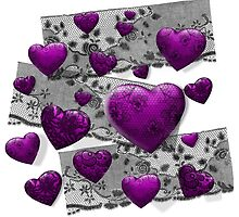 Gothic Hearts & Old Lace by PrivateVices