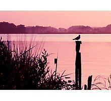 LOOKOUT POST Photographic Print