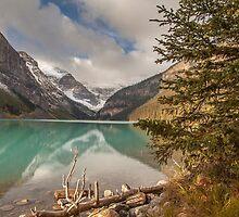 Lake Louise - Canada by Ron Finkel