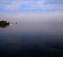 Fog Lifting 1 by djprov