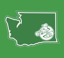 PNW:GB - Washington State (grn) Kids Clothes