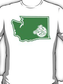 PNW:GB - Washington State (grn) T-Shirt