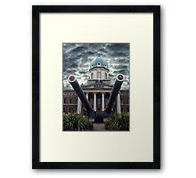 The Imperial War Musuem, London, England Framed Print