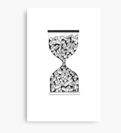 Make Time To Play Canvas Print