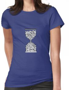 Make Time To Play Womens Fitted T-Shirt