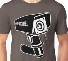 They're Watching Unisex T-Shirt