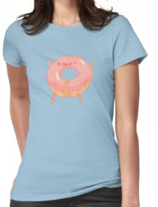 Sweet fun ^_^ Womens Fitted T-Shirt