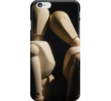 Figurine Romance iPhone Case/Skin