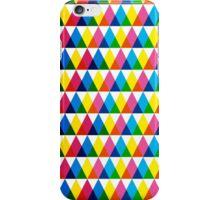 Triangle geometric multiply pattern iPhone Case/Skin