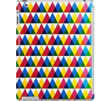 Triangle geometric multiply pattern iPad Case/Skin