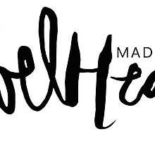 Madonna Rebel Heart Logo BLK by CrudeKunst