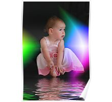 Rainbow Doll Poster