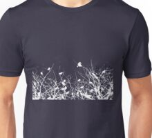 white birds Unisex T-Shirt