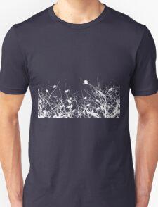 white birds T-Shirt