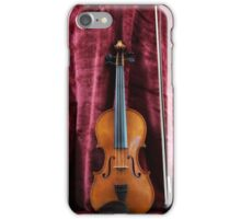 The Fiddle iPhone Case/Skin