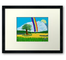 The Hope Framed Print