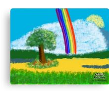 The Hope Canvas Print