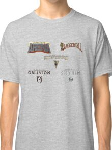 Throughout the Years Classic T-Shirt