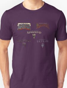 Throughout the Years Unisex T-Shirt