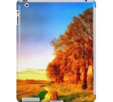 Rural Bulgaria iPad Case/Skin