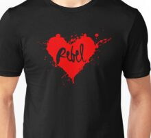 Rebel HEART Unisex T-Shirt