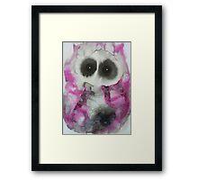 Owl  151 Framed Print