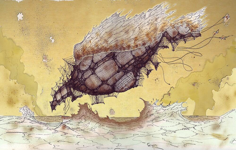 Titanic by Daniele Lunghini