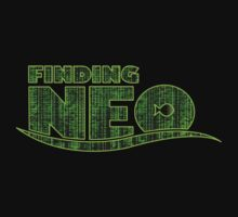Finding Neo by kridel