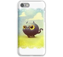 Bubblecat iPhone Case/Skin