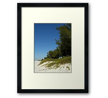 Views From The Beach ~ Part One Framed Print