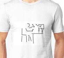 locksmith turner toolmaker Unisex T-Shirt