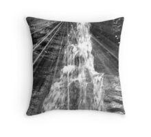 A Spirit in the Falls Throw Pillow