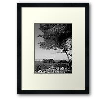 Views From The Beach ~ Part Two Framed Print