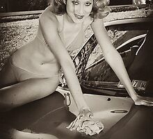Car Wash by Clayton Bruster
