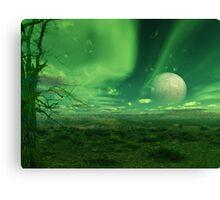 Iscariot's Moon Canvas Print