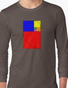 Golden Rectangle Long Sleeve T-Shirt