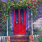 'The Ruby Door' by Helen Miles