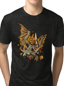 Thousand Blades Tri-blend T-Shirt